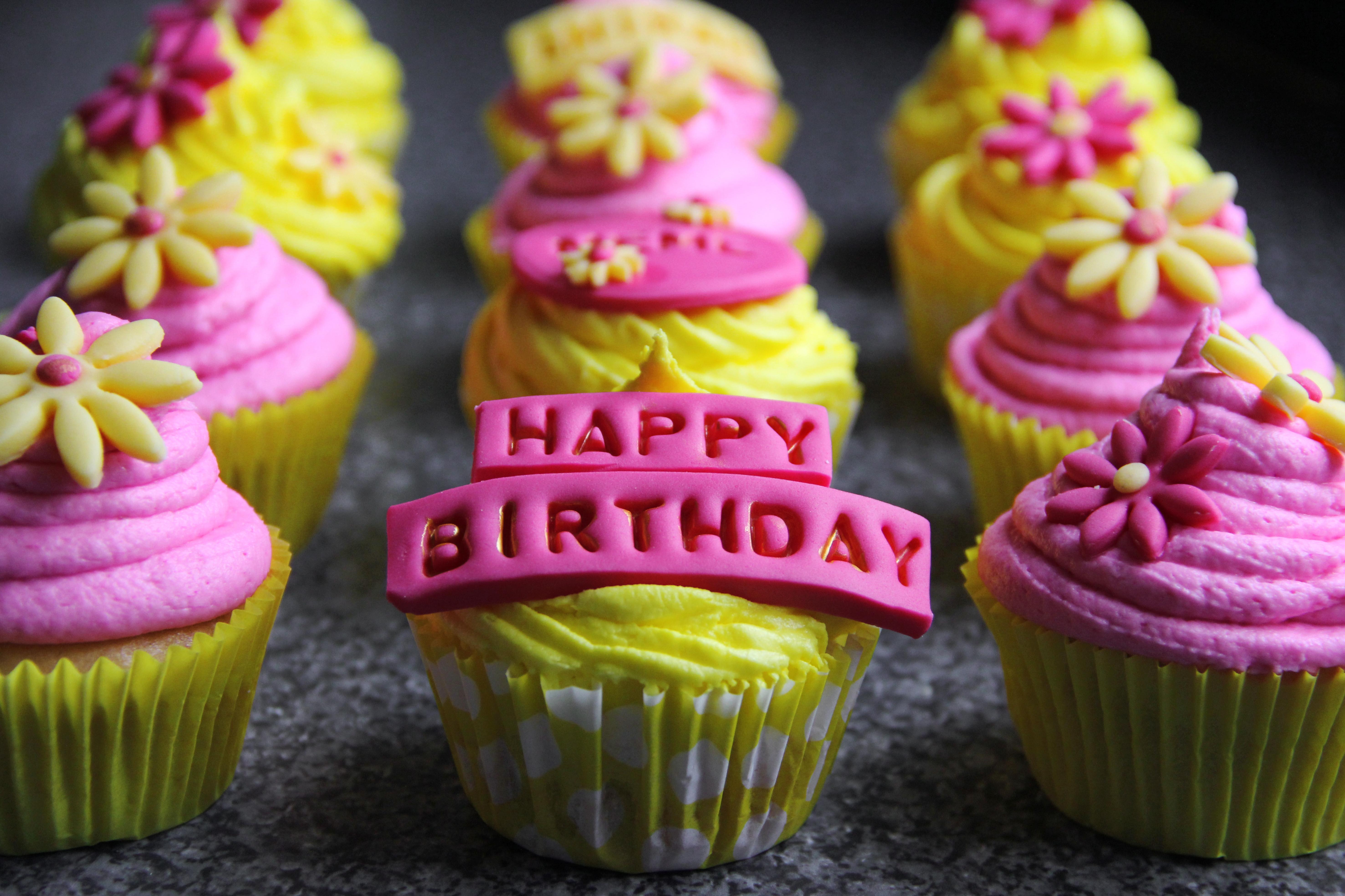 Birthday Cakes North Edmonton