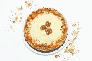 Set Carrot cake