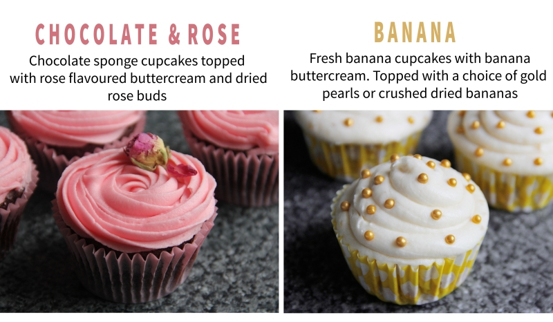 Chocolate and rose and banana.jpg