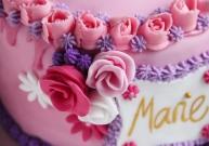 Princess cake details